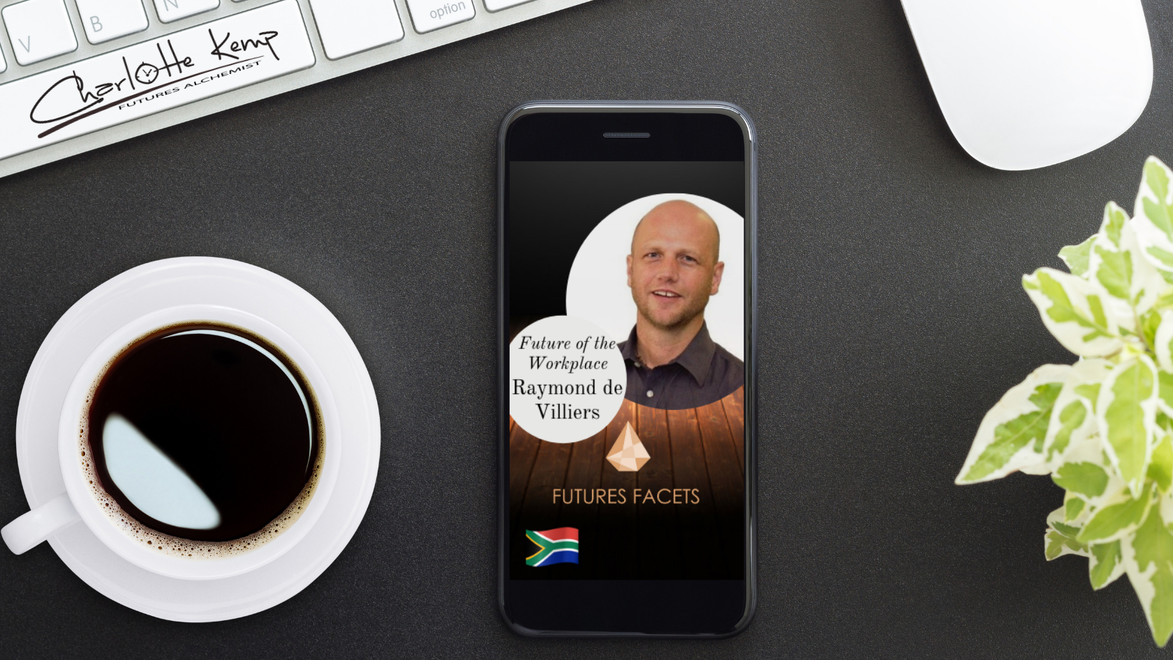 Futures Facets Raymond De Villiers Podcast