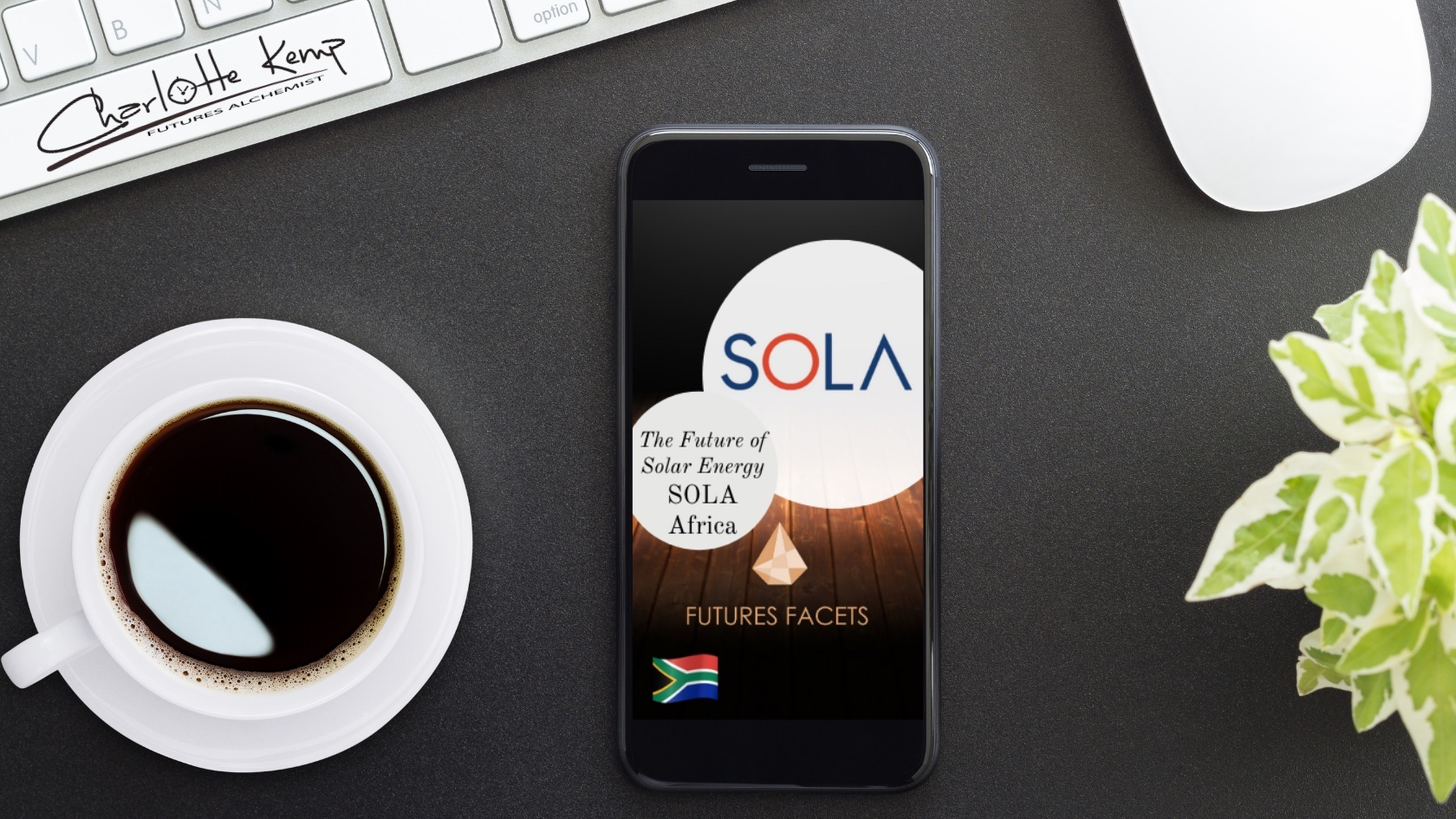 SOLA Africa Futures Facets Podcast