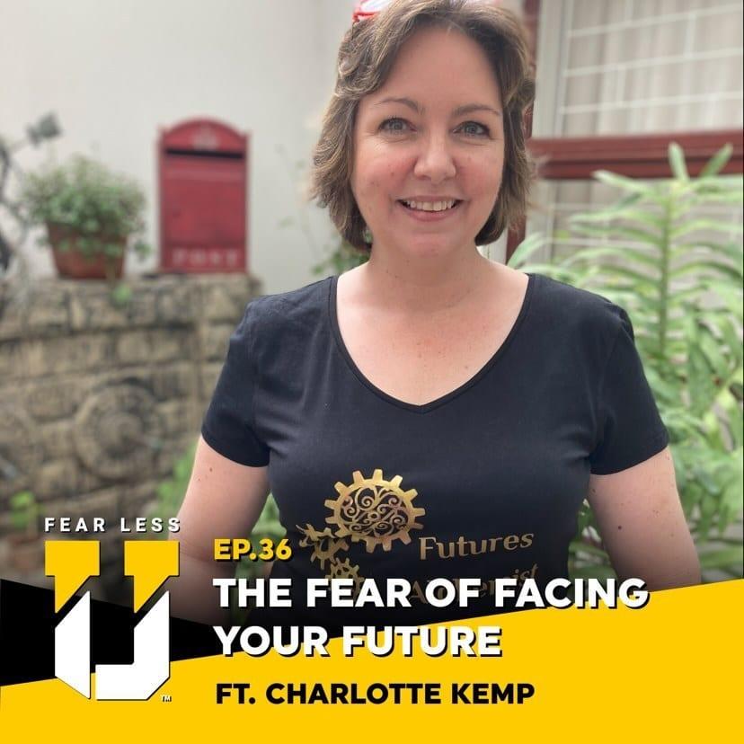 Fear Less University Charlotte Kemp