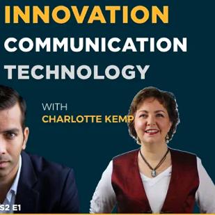 Innovation Communication Technology Charlotte Kemp